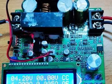 基于STM32数控电源解决方案(原理图+pcb+源码)