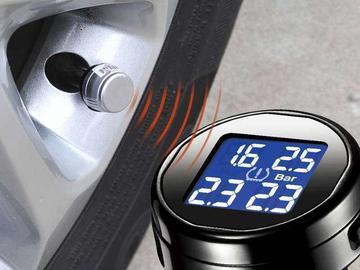 推出基于NXP FXTH87E 的胎压监测(TPMS)方案