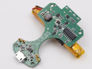 基于AB1526P单芯片的无线蓝牙耳机电路解决方案