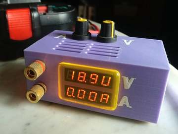 DIY迷你稳压电源装置