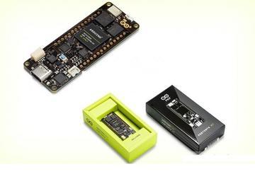 e络盟宣布新增Arduino最新款Portenta H7开发板,单板机库存又增新成员