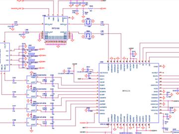 MTK早年功能机平台MT6228 参考原理图(pdf)和PCB文件(pads)