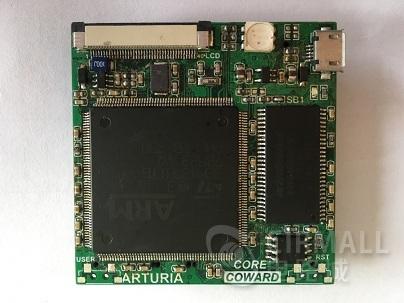 可刷OpenTX的STM32F429核心板