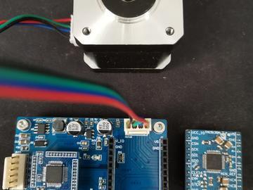 TMC5130控制驱动板电路方案设计(原理图+程序)