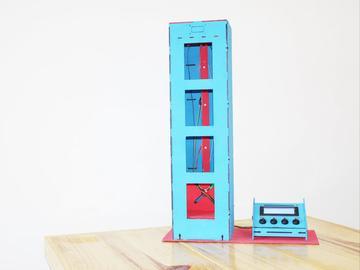 基于 Arduino 的电梯设计