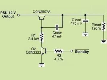 典型电源电路分享以及利用LM317制作简易电源设计电路