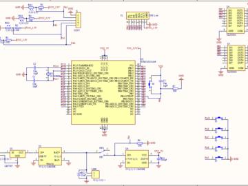 基于单片机STM32F103C8T6的太阳能充电管理系统的设计