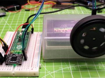 如何将Raspberry Pi Pico与直流电动机一起使用