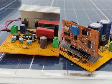 构建200W 晶控改良方波逆变器