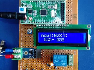 基于STM32单片机的恒温电烙铁设计-热电偶检测电路设计方案(原理图+源码)