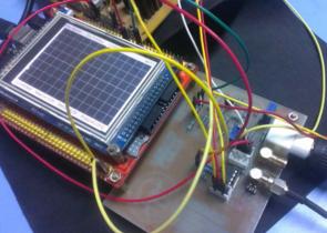 【毕业设计】STM32控制器设计的数字示波器