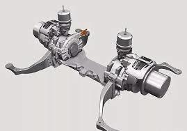 基于32位DSP及电机驱动芯片的悬挂运动控制系统设计