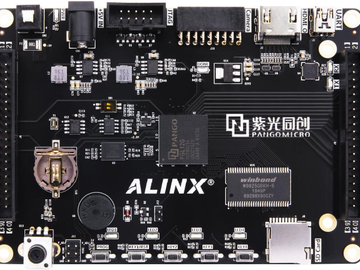 入门FPGA的新选择——黑金Pangomicro PGL12G FPGA开发板评测(硬件篇)
