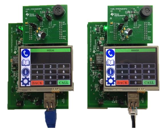 基于TI TM4C129x之POE智能門鈴語音傳輸方案
