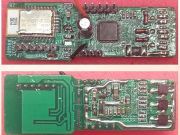 基于TI CC2640之BLE电动门遥控器方案