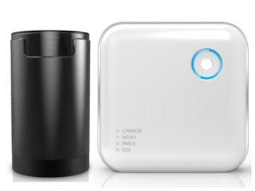 基于NXP LPC54102智能空气盒子方案