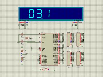 基于51单片机秒表设计方案(原理图+源码)