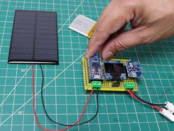 DIY Arduino多功能电能表