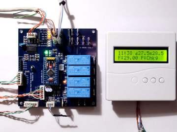 基于Arduino的热泵控制器