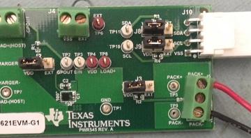 基于bq27621-G1的移动设备电量监测计参考设计