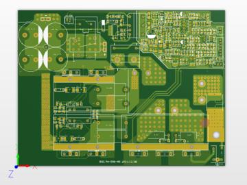 半桥大功率逆变电源主板设计方案