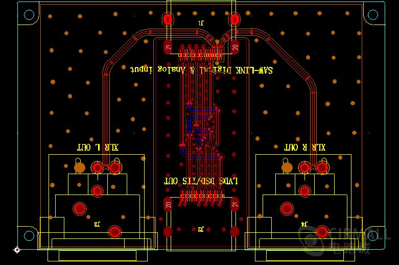 【PADS】模拟HDMI输出的box