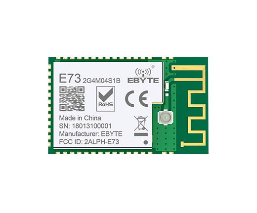 高性能內核藍牙SOC模塊E73-2G4M04S1B資料分享