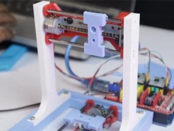 基于 Arduino UNO 的迷你激光雕刻机