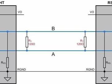 RS485上拉下拉电阻计算详解