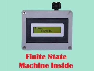基于 Arduino Nano 的简单计时器