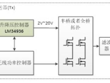 基于德州儀器LM34936的升壓和升降壓控制器在無線充電器中的電路設計