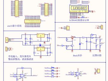 基于STM32的数控电源