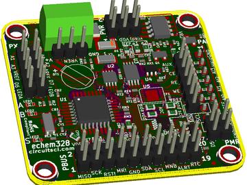 基于AD7134的医疗采集系统电路设计