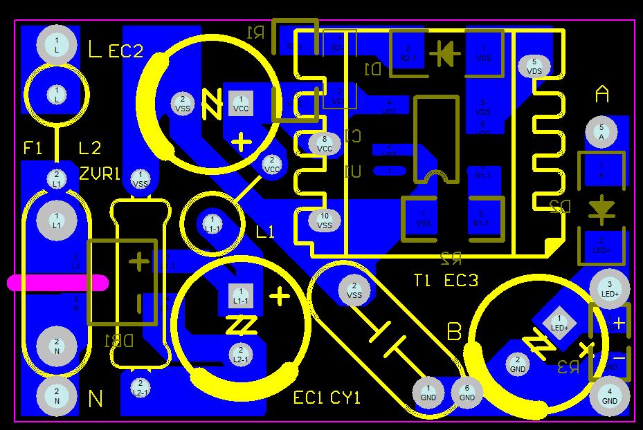5W 過認證LED電源