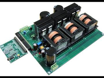 基于ST STNRG388A 数位功率因数控制器的1 KW车载充电方案