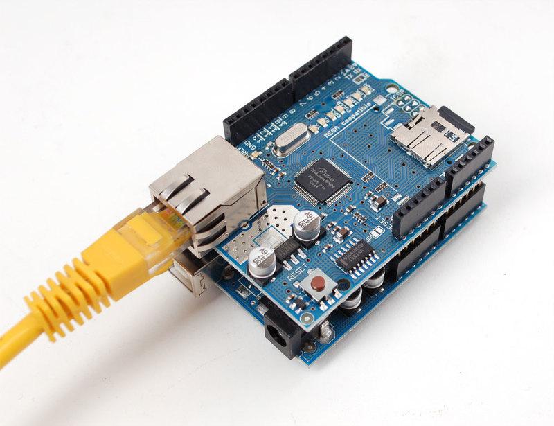 使用Arduino远程浏览SD卡上的文件