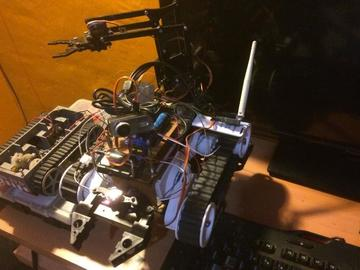 印尼小伙带你设计人类助手机器人