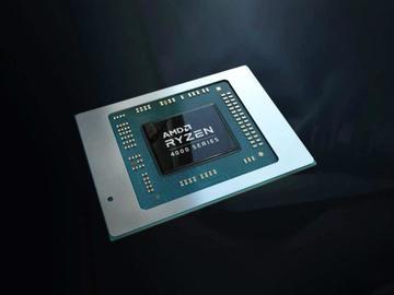Ryzen 7 4800U依旧是移动平台最强核显:灭掉满血版的MX 250不是问题