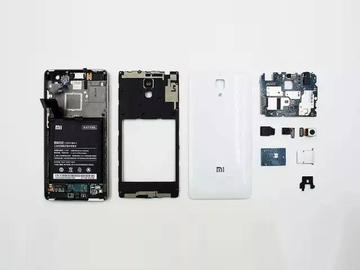 小米手机4图文拆解教程,难度低,小白入门级