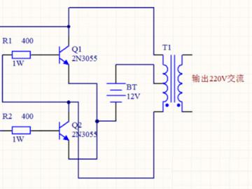 珍藏版,七款典型升压器震荡电路原理图合集
