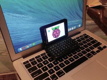 基于树莓派的迷你掌上电脑