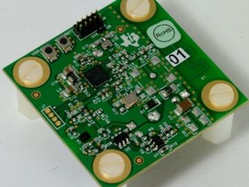 基于CC2650的星型网络湿度和温度传感器节点电路方案设计