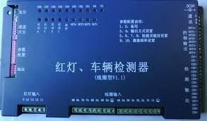 基于MSP430F1121A单片机与环形线圈相结合的方法设计的车辆检测器