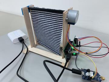 基于ACSip S76S使用LoRa技术的智慧家庭无线-电动窗帘无线化方案