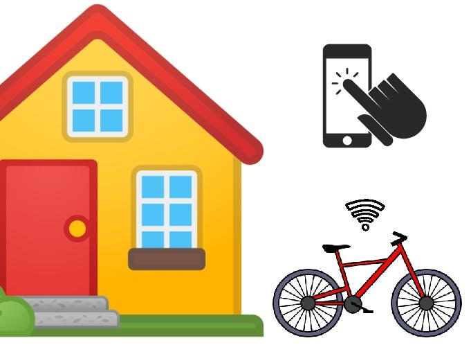 健康出行,嵌入式打造新型智能自行車