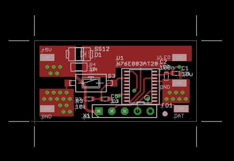 N76E003实现LED灯带驱动器设计