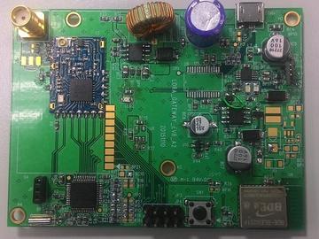基于STM32之物联网节点与BLE 架构的老人小孩居家安控系统