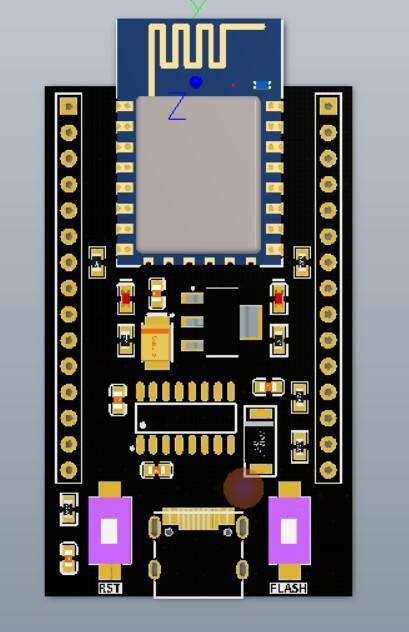 ESP8266開發板
