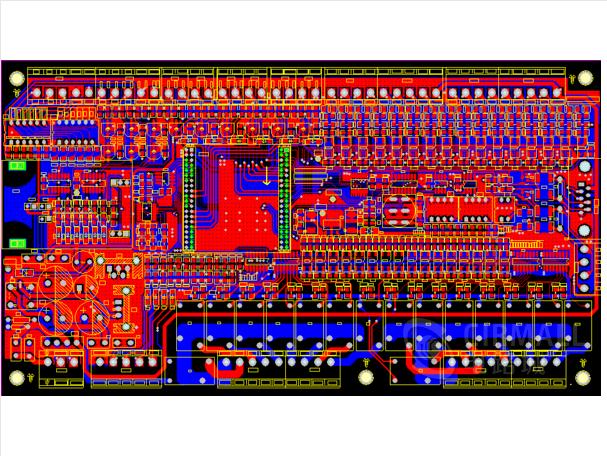 国产PLC,控制板,中央空调控制板,工业控制板
