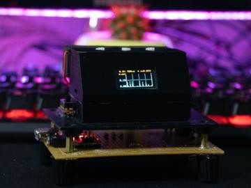 基于Arduino Nano+1n4148电路方案,在家即可完成的迷你示波器diy